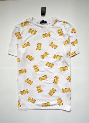 Новая мужская футболка forever21