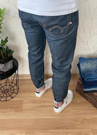 Мужские зауженные джинсы edwin