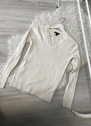 #розвантажуюсь котоновый свитер tommy hilfiger