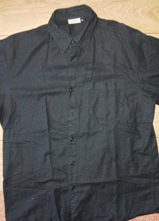 Чоловіча сорочка на короткий рукав