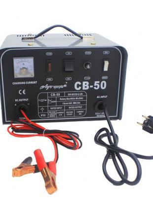 Пуско-зарядное устройство Луч Профи BC-50, до 400Ah, 40A