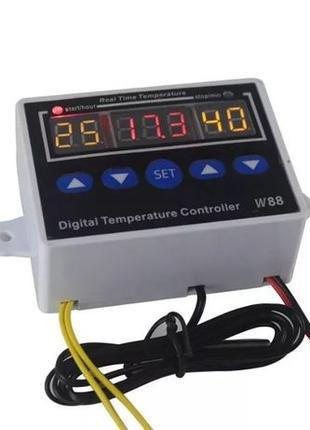 Терморегулятор,термостат, реле -55 ... +110 В Корпусе! (XH-W14...