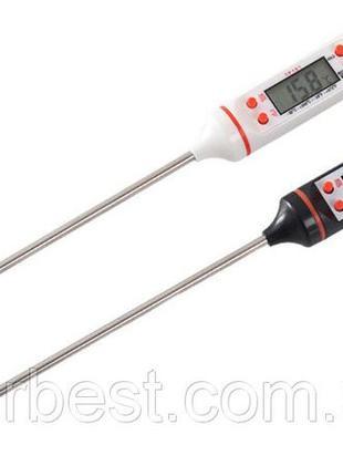 Термометр, градусник цифровой кухонный с иглой-щупом TP101