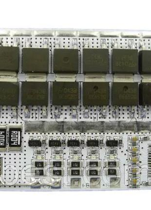 BMS Контроллер заряда/разряда, Плата защиты 4S 3.2V LiFePo4 12...