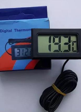 Цифровой термометр/Гигрометр -50 ~ 110 °C (измеритель влажности)