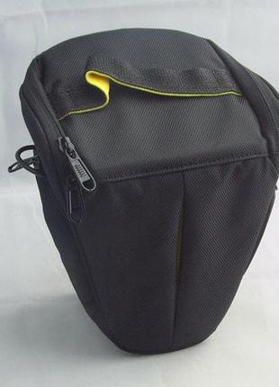 Фото сумка универсальная для Canon, Nikon, Sony, Olympus, Кэно...