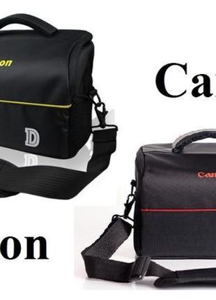 Противоударная чехол сумка Nikon, Canon, фото сумка Никон, Кэнон