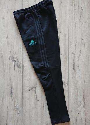 Детские спортивные тренировочные штаны адидас adidas real madr...