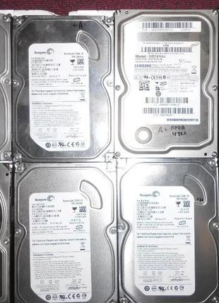 "Жесткие диски 160 GB Sata Seagate,Samsung,Western Digital 3.5"""