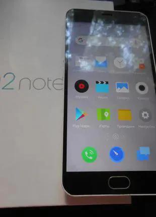 Смартфон Meizu m2 note 16 gb android 5.1