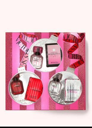 Подарочный набор! парфюмов bombshell виктория сикрет vs парфюм...