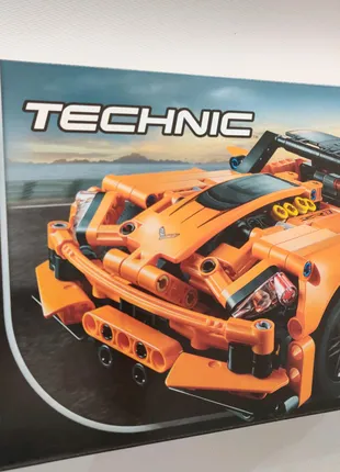 Лего Корвет новый по лучшей цене оригинал LEGO