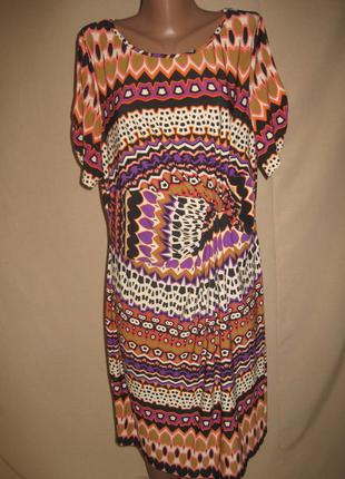 Красивое платье спенсер р-р22