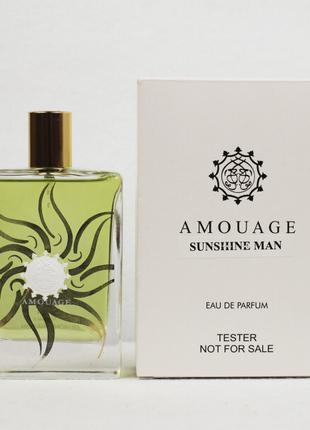 "Tester мужской Amouage ""Sunshine Mаn"" EDP нишевая парфюмерия"