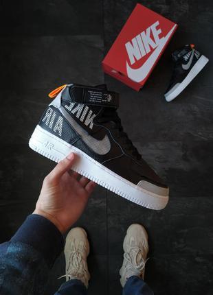 Nike air force hight мужские кроссовки найк аир форс
