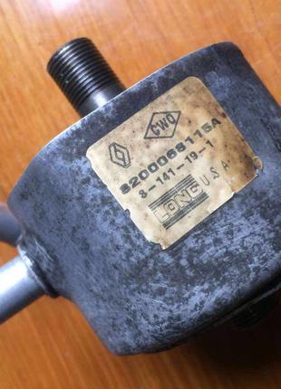 Б/у радиатор масляный 1.5dci, Renault , 8200068115A, Рено,