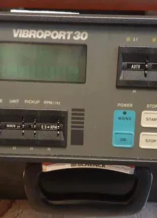Портативный виброанализатор Schenck Vibroport 30