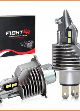 11-32V H4 FightER 6500K 30W 6000Lm