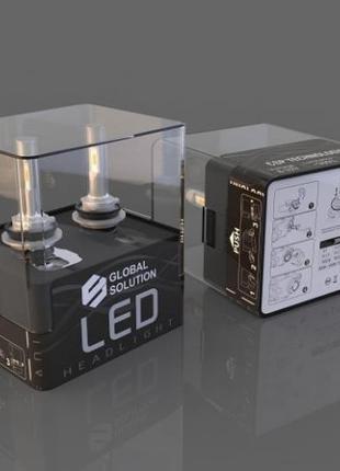 8V-32V I5 H1 4800LM 6000К LED