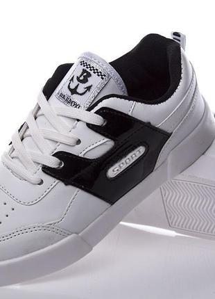 Качественные модные кроссовки-кеды, (р. 33 - 20,5 см)