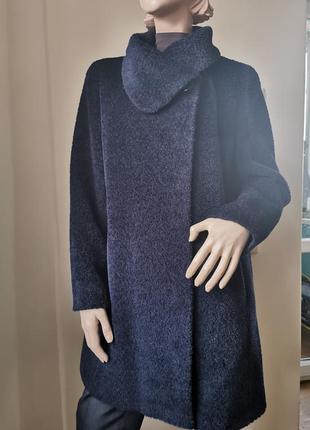 Cinzia rocca icons. пальто. шерсть альпаки