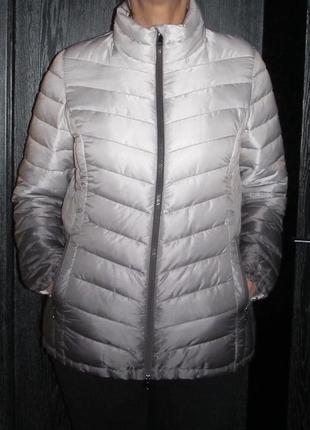 Стеганая деми куртка bexleys р. uk 42