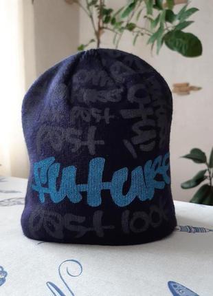 Красивая шапка для мальчика