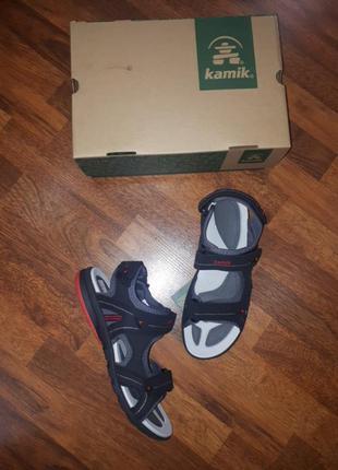 Мужские сандали kamik m11