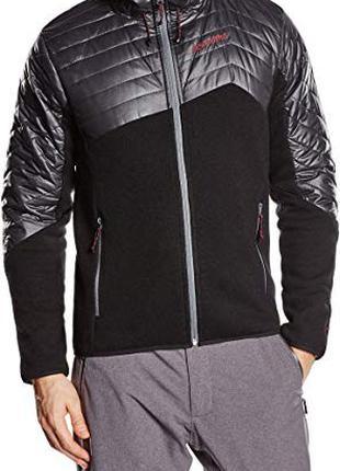 Куртка SCHOFFEL neven hybrid hoodies (размер 56/XL)