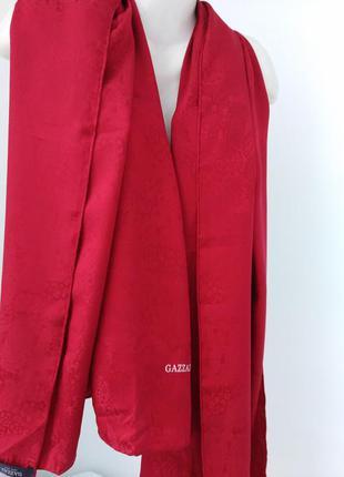 Шикарный   шарф   из   натурального   шелка gazzazпр.корея.