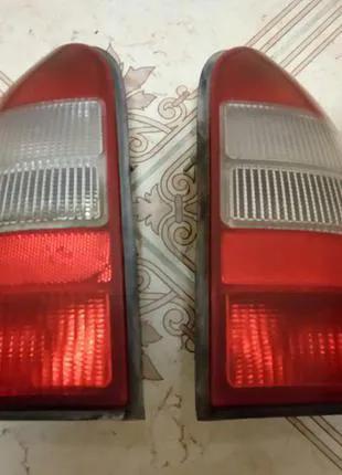 Задний фонарь задняя фара стоп стопы Opel Vectra B
