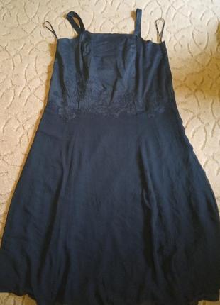 Красивое платье большой размер 24-26