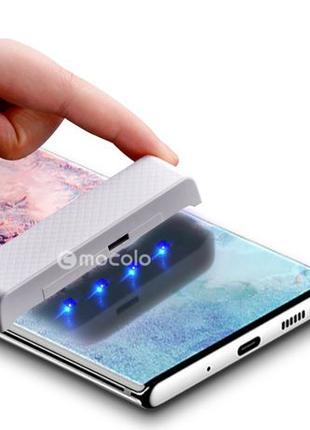 ПРЕМИУМ Ультрафиолет УФ стекло MOCOLO Galaxy Note 10 / 10 Plus