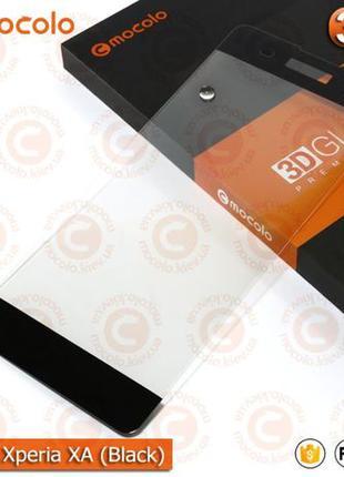 3D стекло Mocolo для Sony XA 1 / XZS / XP / XZ / XZ3 / XZ2 Com...