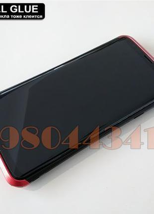 5D Full Glue стекло Galaxy S9 / S9 Plus / S8 / S7 Edge / Note ...