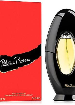 Paloma picasso eau de parfum парфюмированная вода 100мл