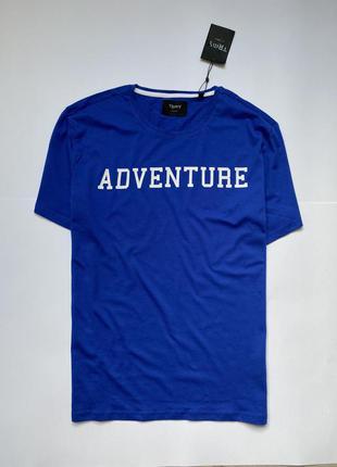Новая мужская футболка troy