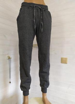 Тепленькие,на флисе спортивные,прогулочные штаны