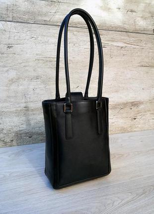 Coach кожаная номерная сумка 100% оригинал 100% натуральная кожа