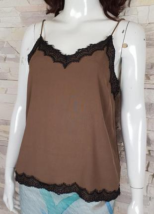 Майка,блуза с кружевом new look p.12/40