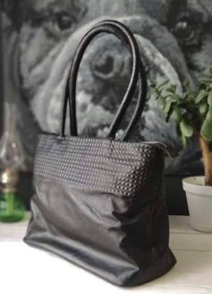 Nova. крупная сумка из натуральной кожи.
