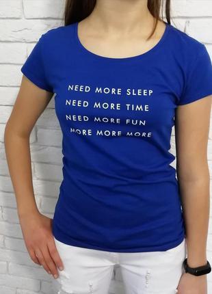 Стильные футболки для девочек