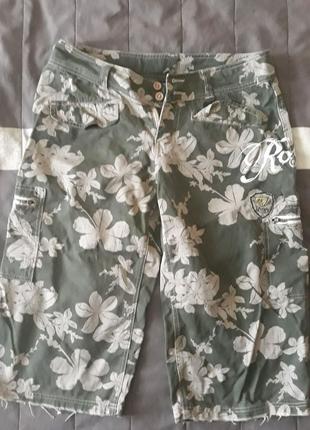 Удлиненные шорты Roxy