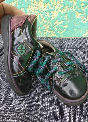 Леткие туфельки италия