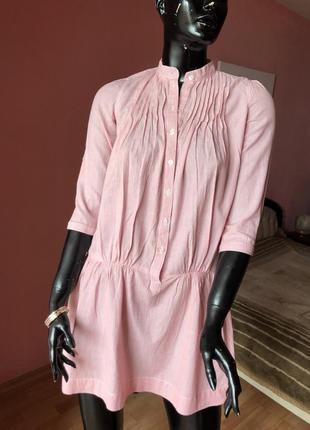 Платье рубашка, размер 44, 46