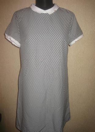 Стильное летнее платье польша
