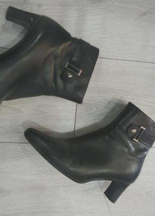 Шикарные ботинки натуральная кожа зима