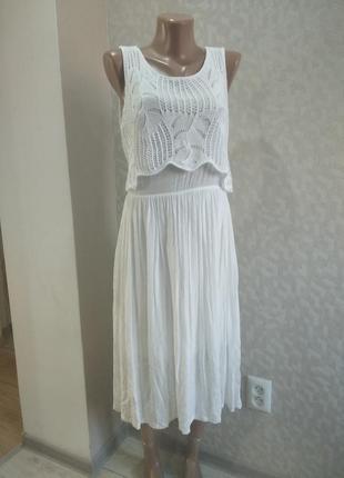 Шикарное платье италия