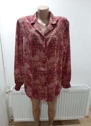 Блузка блуза шифон
