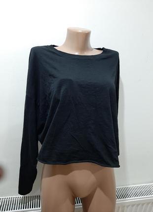 Блуза топ укороченный котон divided